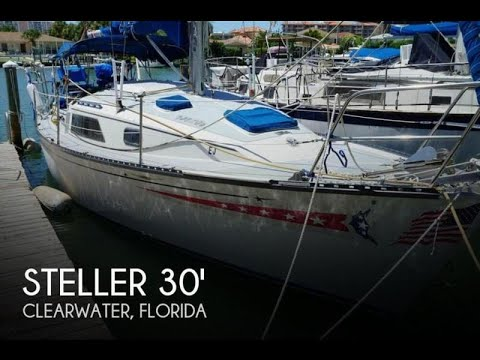 1986 Stellar 30 Center Cockpit - USD 20,000