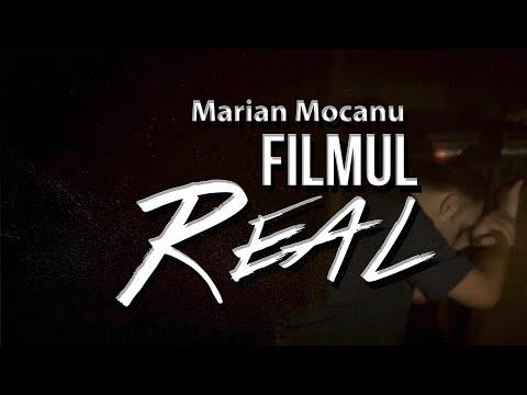 """Filmul """"REAL"""" - film despre viața lui Marian Mocanu"""