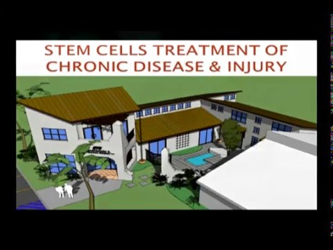 Stem Cell Chronic Disease Treatment: Medical Lecture by Dr Hazem Barmada