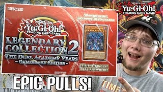 Yu-Gi-Oh! GX Legendary Collection 2: The Duel Academy Years Unboxing
