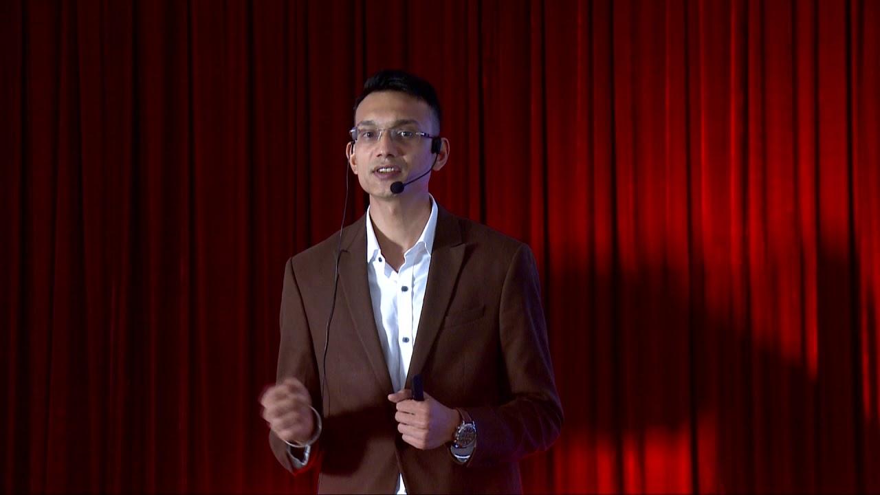 Just I read-No loam Agronomy | Mr. Rahul Dhoka | TEDx SRM Kattankulathur