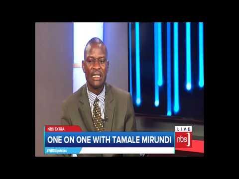 One on One with Tamale Mirundi - 14 February, 2017
