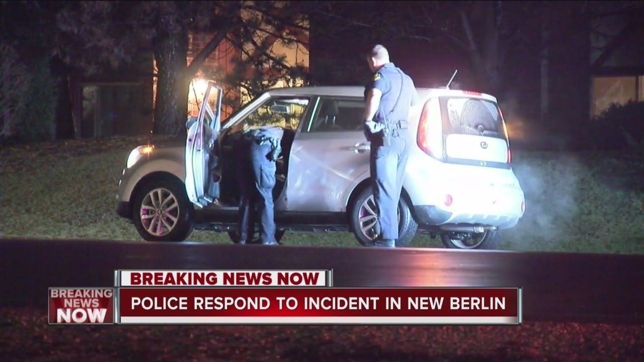 Driver stabbed multiple times during attempted carjacking in New Berlin