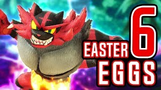 6 EASTER EGGS SUR SMASH BROS ULTIMATE