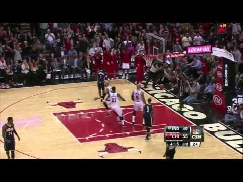 Chicago Bulls 2013/14 Playoffs Pump Up Mix