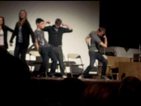 Hypnotist Show at Farmington High School 3/7/09
