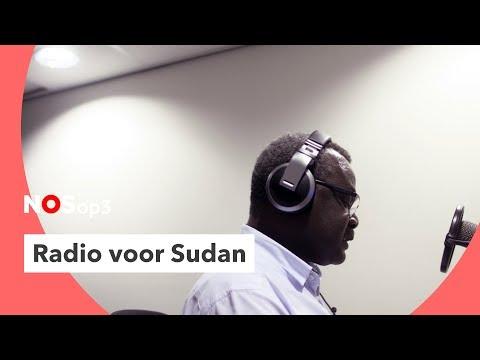 Radio voor 2,3 miljoen Sudanezen? Komt uit Amsterdam