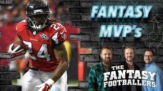 Fantasy Football 2016 - The Fantasy MVP Episode w/Expert Picks - Ep. #240
