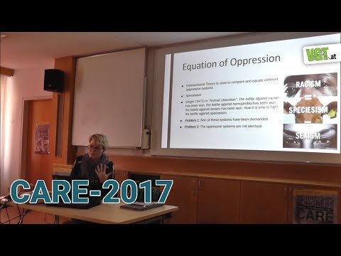 Intersectionality and AR Activism - Lena Remich | CARE-2017