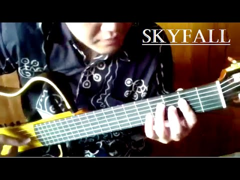 Adele - Skyfall - 007 (Classical Fingerstyle Guitar Cover) w/TAB ...