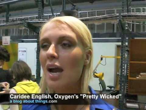 CariDee English Talks About ANTM, Pretty Wicked