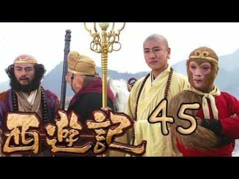浙版西游记分集_【2010新西游记】(Eng Sub) 第45集 佛祖助降妖 Journey to the West 浙版 ...