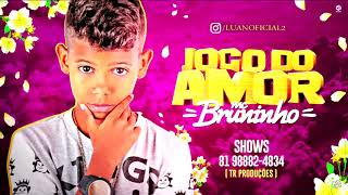 MC BRUNINHO - JOGO DO AMOR - MÚSICA NOVA 2018