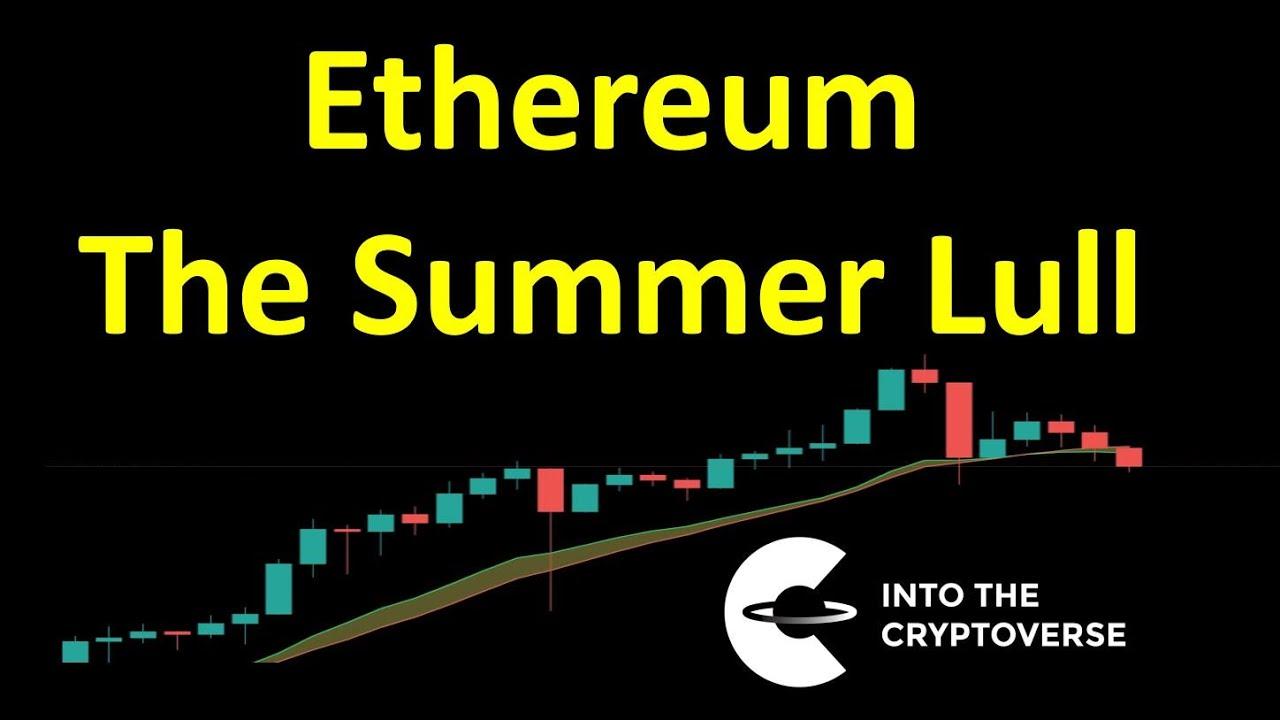 Ethereum: The Summer Lull