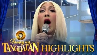 Vice speaks in a British accent | Tawag ng Tanghalan