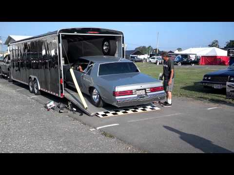 Buick T-Type Silver Bullet Carlisle