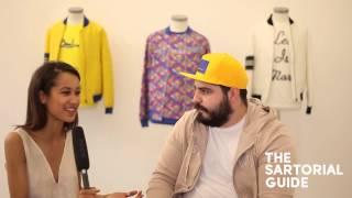 Les Benjamins Spring Summer 16 - Interview