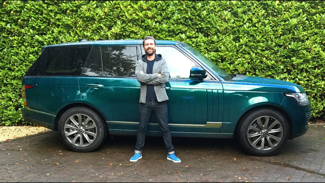 22 Inch Tires >> NEW CAR! Range Rover Autobiography - The £100k SUV | MrJWW - YouTube