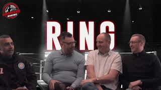 RING TALK - EPISODE 21 - GOODWIN BOXING- 19th April 2018