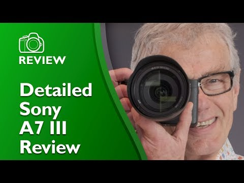 The Sony A7 III review that shows you everything (in 4K)
