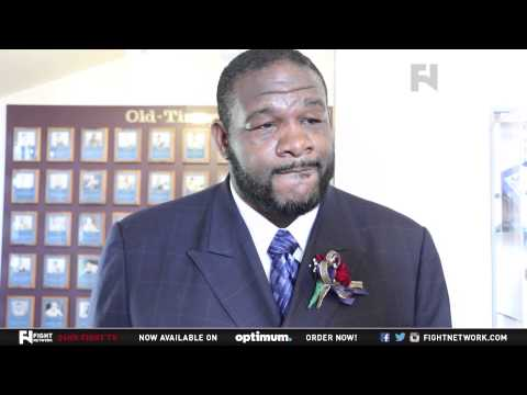 """International Boxing Hall of Fame 2015: Riddick Bowe - """"This is Why We Fight So Hard"""""""