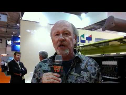 Fespa Fabric Hamburg - Day Three Show Report with Scott Fresener