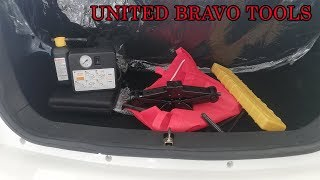 United Bravo Tools and How to use Them | AutoWheels