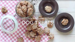 Vegan Healthy Dog Treats