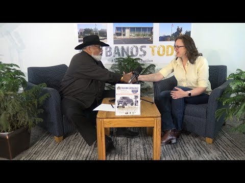 Morning Show Interview with Kimberly Lewis For Merced County District Attorney
