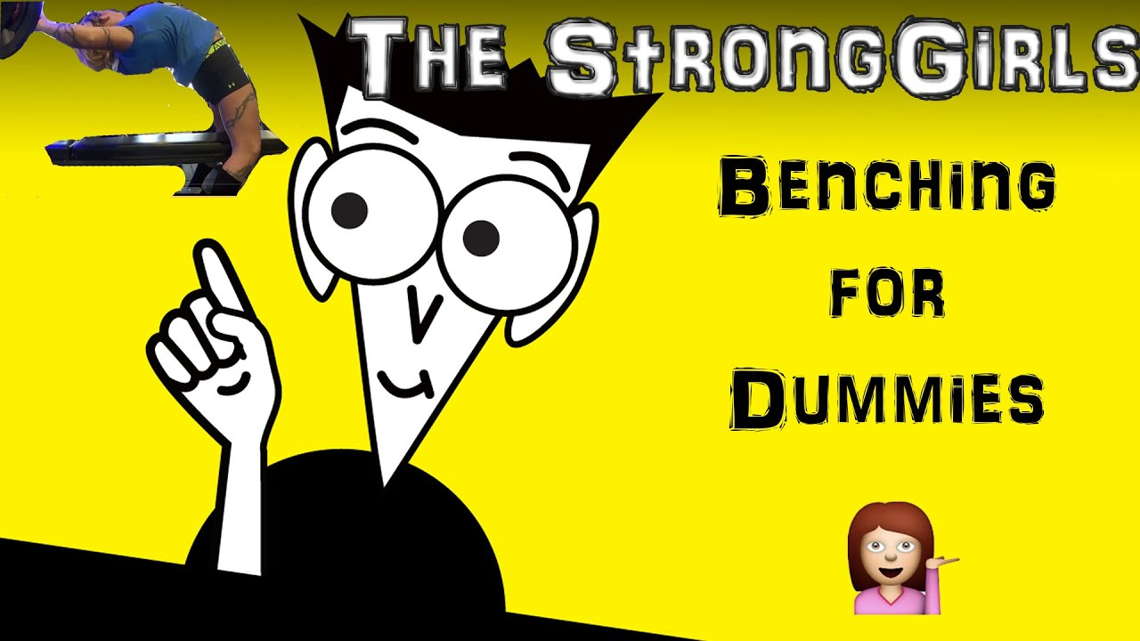 Bench Press for dummies - YouTube
