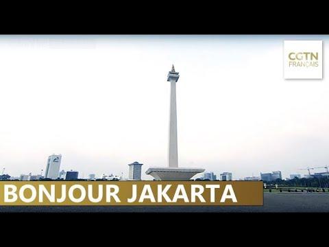 Indonésie - Bonjour Jakarta