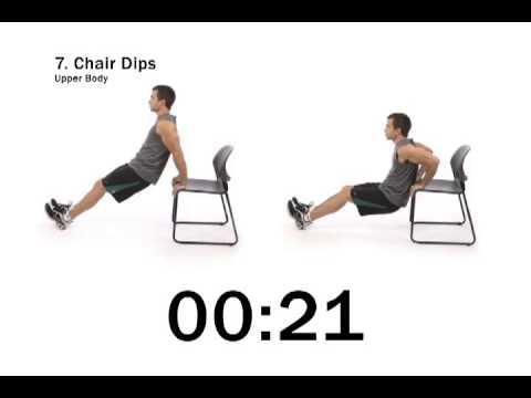 7 minute workout video youtube. Black Bedroom Furniture Sets. Home Design Ideas
