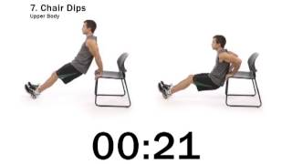 7 Minute Workout Video