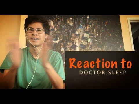 Reaction to Doctor Sleep Final Trailer