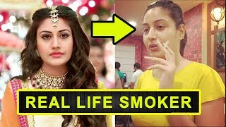Gambar cover Top 14 Indian TV Actresses Who Are Smoker In Real Life