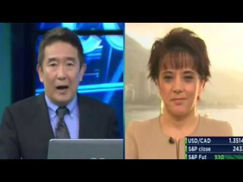 Annette Kimmitt on CNBC Asia Pacific