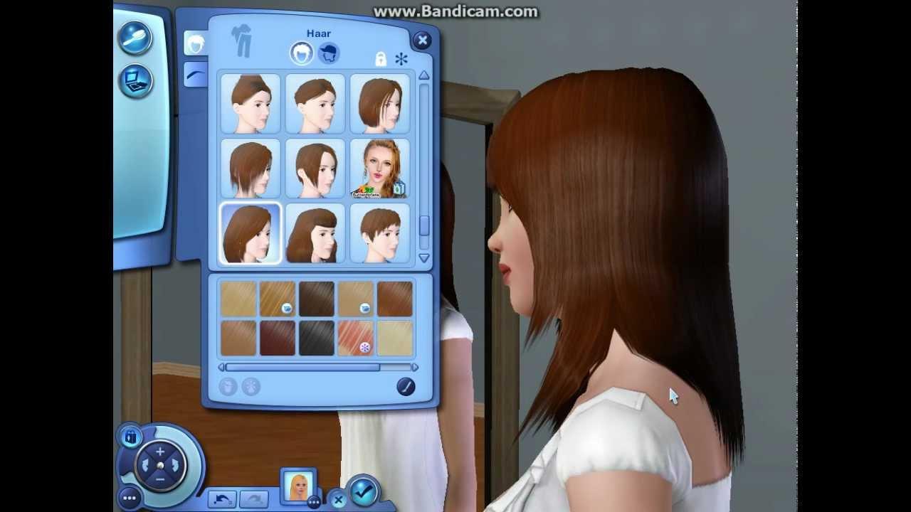 Let's Play Die Sims 3 Showtime #16 Eine Neue Frisur Für Hailey