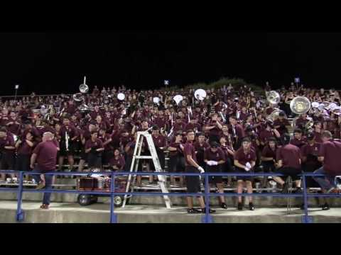 2016 RRHS Dragon Band - Stand Tunes and Cadences