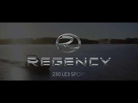 Regency 230 LE3 Sport video