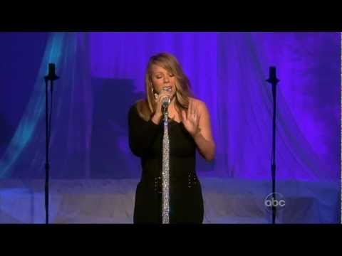 Mariah Carey I Want To Know What Love Is [Live HD]