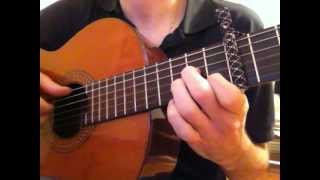 Yodelice Maxim Nucci Talk To Me Classic Guitar Cover