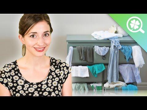 10 Tricks für mehr Ordnung und Sauberkeit