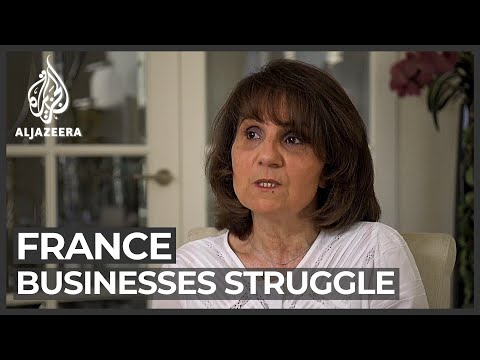 France: Business owners fear they may not survive COVID-19 crisis