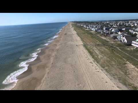 Drone Video at Bethany Beach