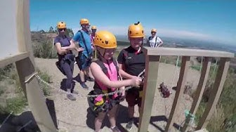Zipline Tour Experience   Christchurch Adventure Park NewTrack