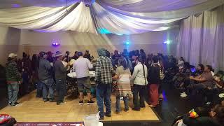 Albuquerque Community Round Dance April 27 2018 Clip 26