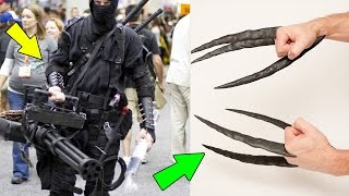 5 armi ninja più mortali che esistano