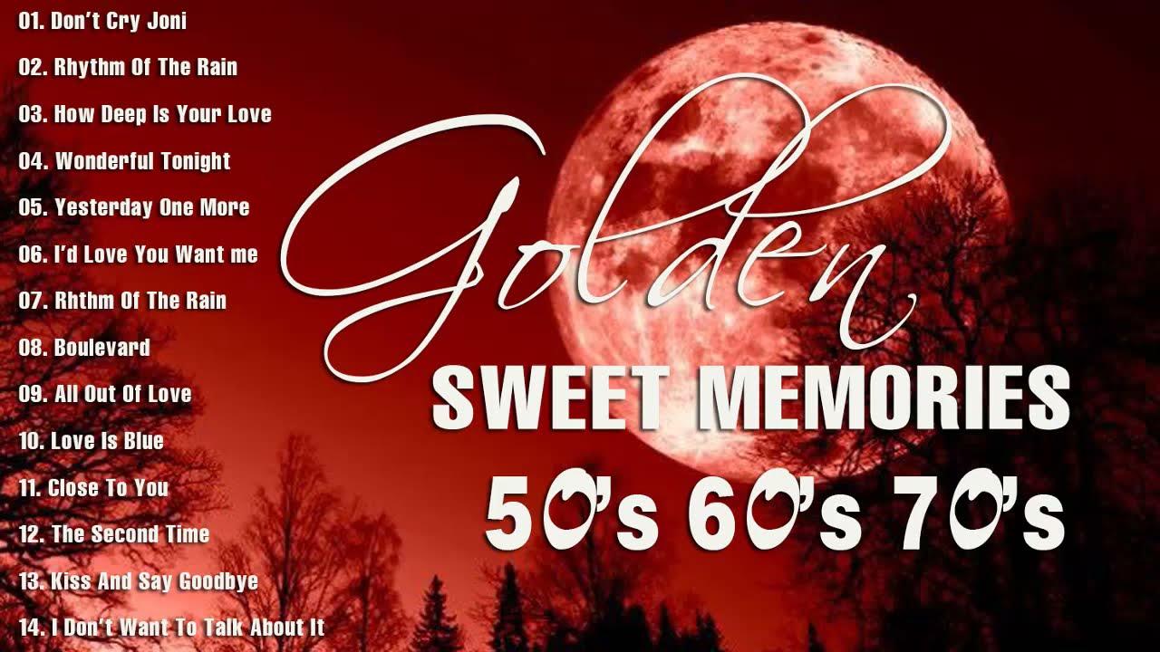 Golden Sweet Memories Love Songs-Daniel Boone,Bonnie Tyler,Neil Diamond,BeeGees,KennyRogers,Anne...