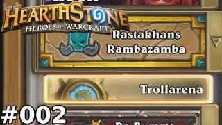 [HS] [Trollarena] - [#002] - Rastakhans Rambazamba (Jäger Schrein) | Halazzis Falle