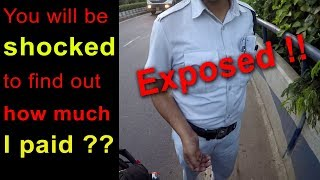 Kolkata Police Busted | An Encounter with Real Corruption
